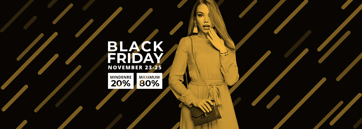 START BLACK FRIDAY 2018
