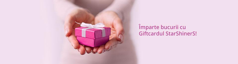 Card Cadou - Comanda Online Gift Card